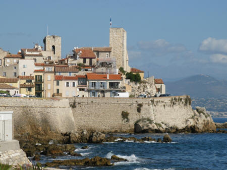 Hotel Accommodation In Antibes France Near Cannes