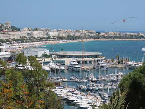 Cannes France Tourist Information and City Guide