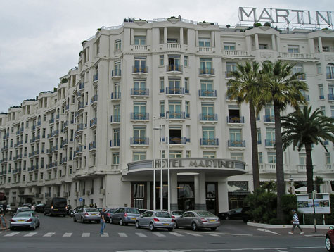 Travel Guide to Cannes France
