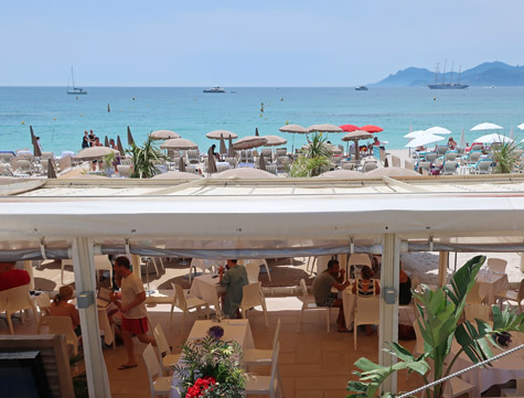 Fine Dining in Cannes France