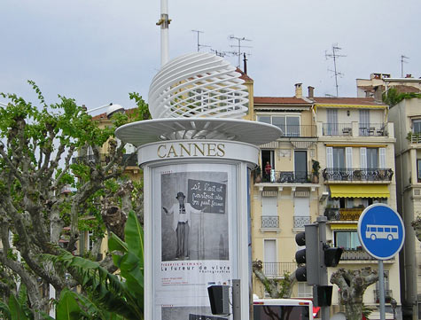 Maps of Cannes France and Region